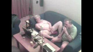 German Couple Having Hardcore Sex Hidden Cam
