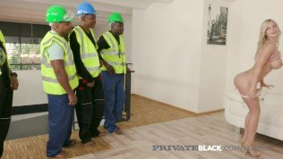 PrivateBlack – 5 BBC Gangbang With Blonde Nathaly Cherie!