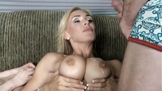 Tanya Tate Tour of Scotland Hot fuck on A Vacation